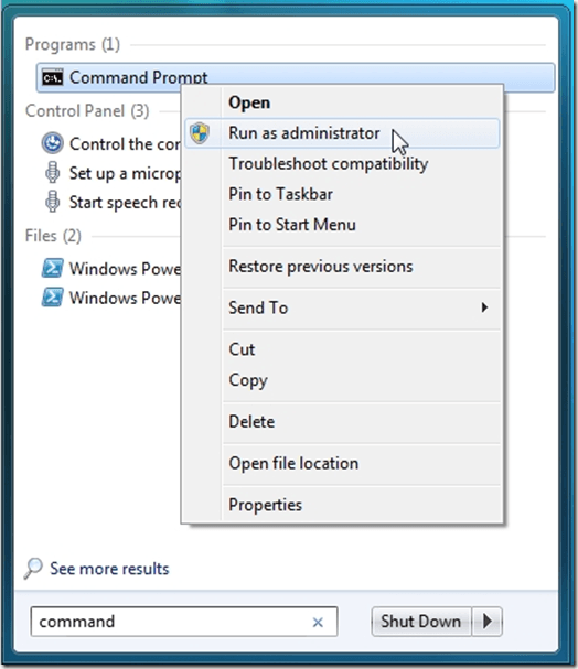 how to set sleep mode on windows 7
