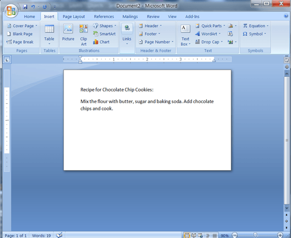 Descriptive Essay About My School