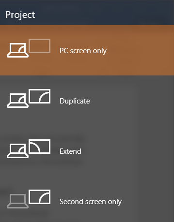 How to Connect a Projector to a Windows PC
