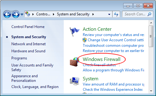 how to change java security settings on windows 7
