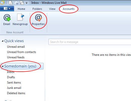 Fix Windows Live Mail Error 0x800CCC0B