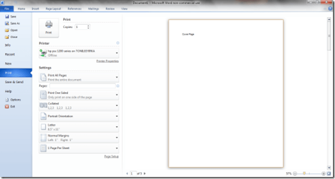 Preview Document