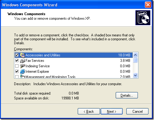 Install Windows Fax Services