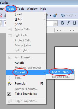 openoffice convert pdf to text