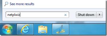 Configurar Auto-inicio de Sesión para Windows 7 de Dominio o Grupo de trabajo PC