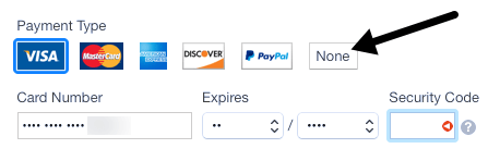 payment type itunes