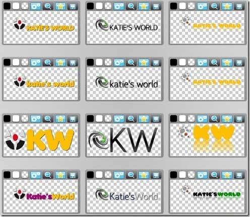 Cr er un logo pour votre entreprise ou site web sans logiciel for Entreprise facile a creer