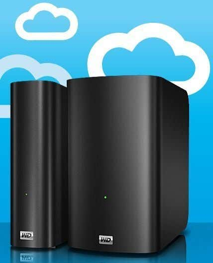 how to create your own cloud storage server