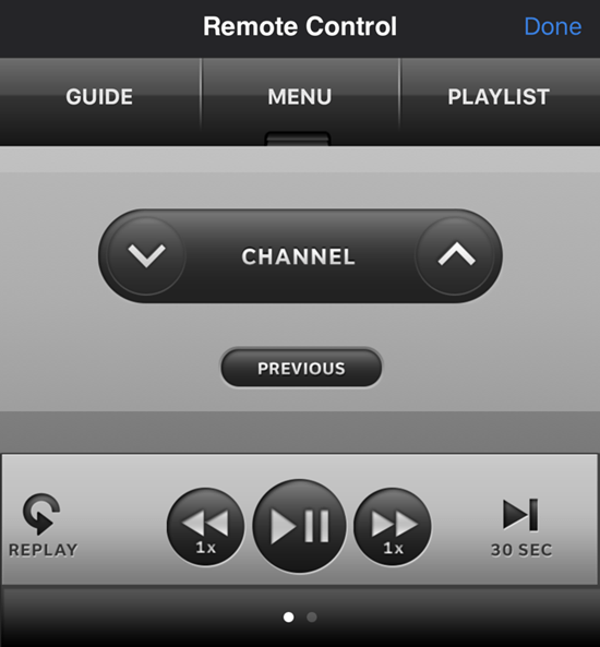 comcast universal remote app