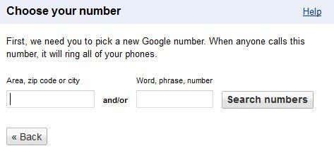 Google - Voice