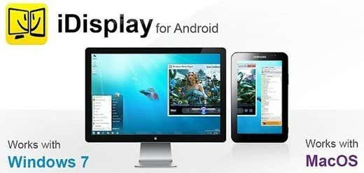iDisplay for Android