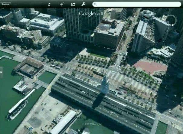 google earth in offline mode 7 more google maps for android features you gotta try search and navigate in offline mode, add custom labels to locations, pick new icons for home and work, and more.