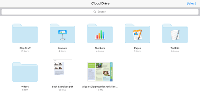 How to Copy/Transfer Files to iPad