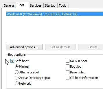 boot tab