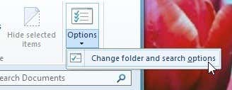 Mostrar Extensiones de Archivo y los Archivos Ocultos en Windows 10