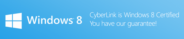 cyberlink win 8