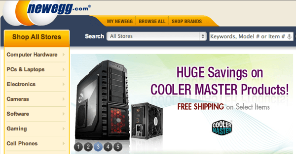 The Best Websites for Buying Computer Parts Online