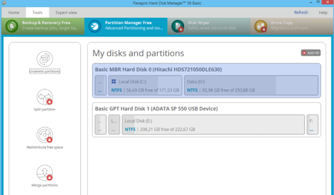 5 Hard Drive Formatting and Partitioning Utilities