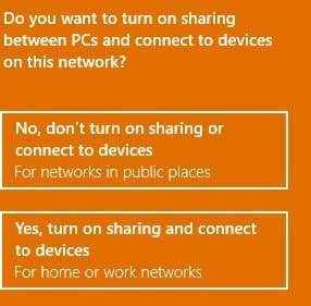 turn sharing off