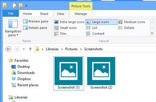 Thumbnail Previews Not Showing in Windows 8/10 Explorer?