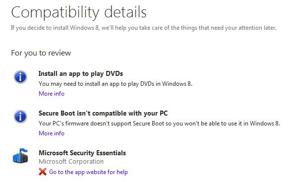 actualización de windows 8