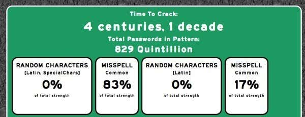 Crack a password