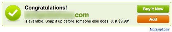 Domain name godaddy