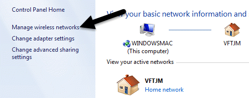manage wireless networks