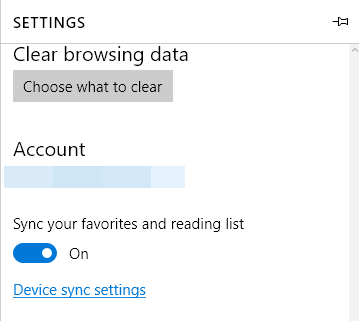 syncing enabled edge