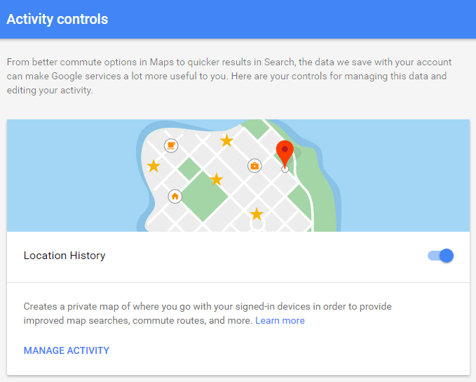 How to View Google Maps Location History Change Google Maps Voice on