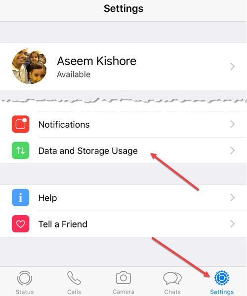 How to Reduce the Size of WhatsApp on Your iPhone