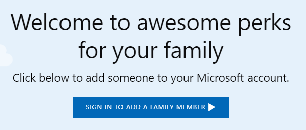 How to Add a Family Member to Your Microsoft Account