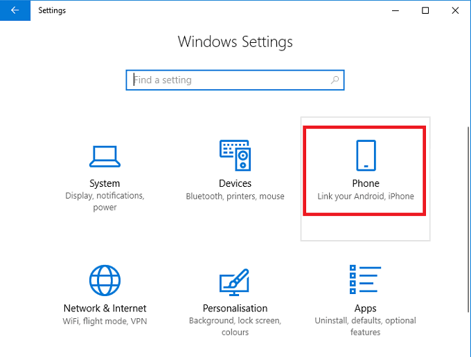 How To Link Up Your Android Smartphone With Windows 10