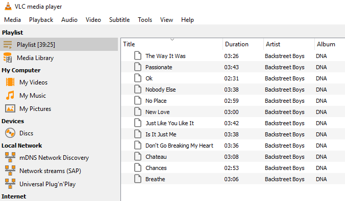 How To Make & Manage Music Playlists For VLC Media Player