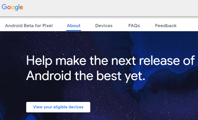 How to Sign Up for iOS or Android Beta Software