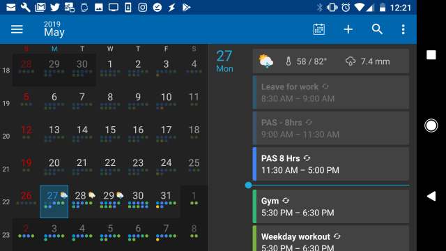 10 Best Free Calendar Apps for Android