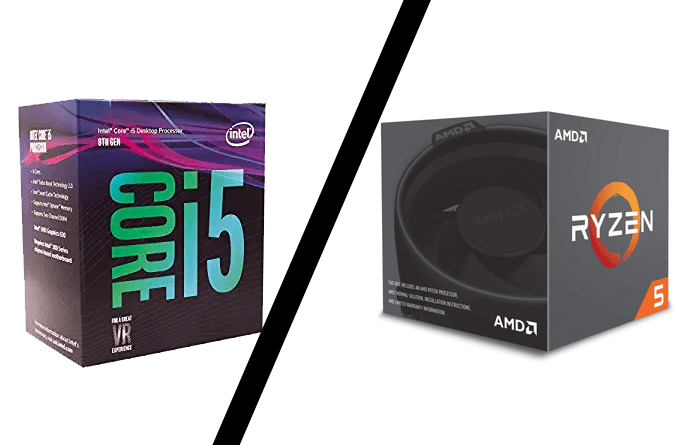 Best 2019 Budget Gaming CPUs Compared – Intel vs Ryzen for