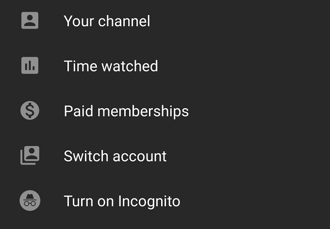 Use YouTube Incognito Mode to Watch Videos Privately on