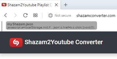 Shazam Online Youtube