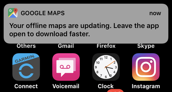 How To Download Offline Google Maps For When You Have No Internet