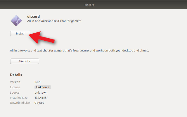 How To Install Discord On Ubuntu Linux