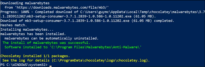 How to Automatically Update Free Software with Chocolatey