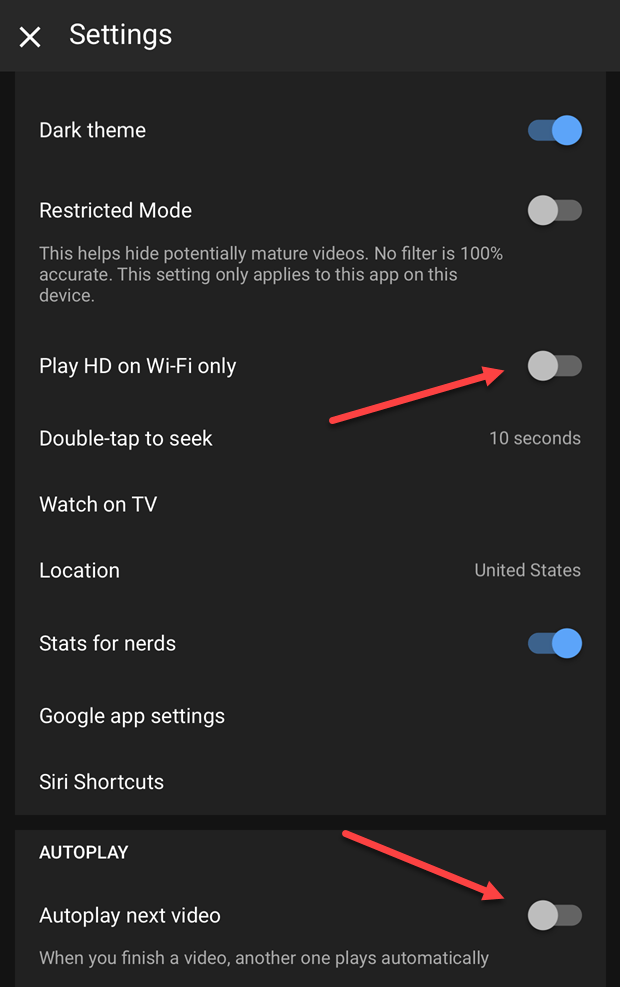 4 Ways To Minimize Data Use in the YouTube App