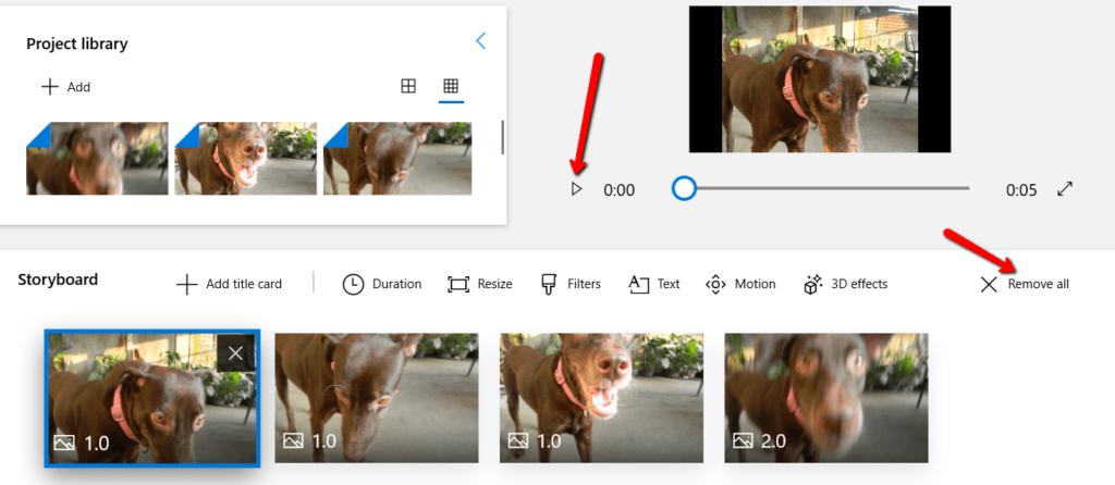 كيف تقوم بـ تحويل الصور إلى فيديو بسهولة على ويندوز 10 3