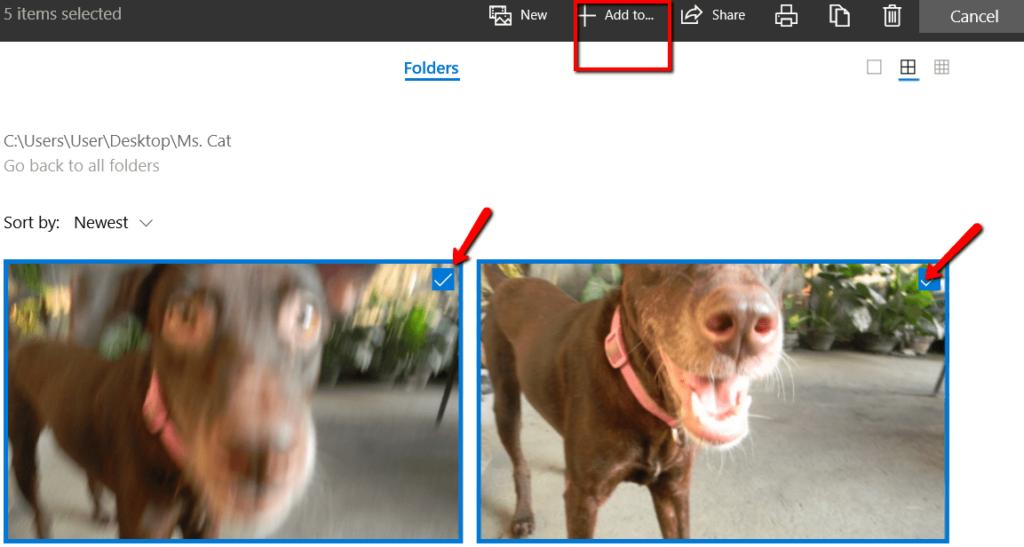 كيف تقوم بـ تحويل الصور إلى فيديو بسهولة على ويندوز 10 1
