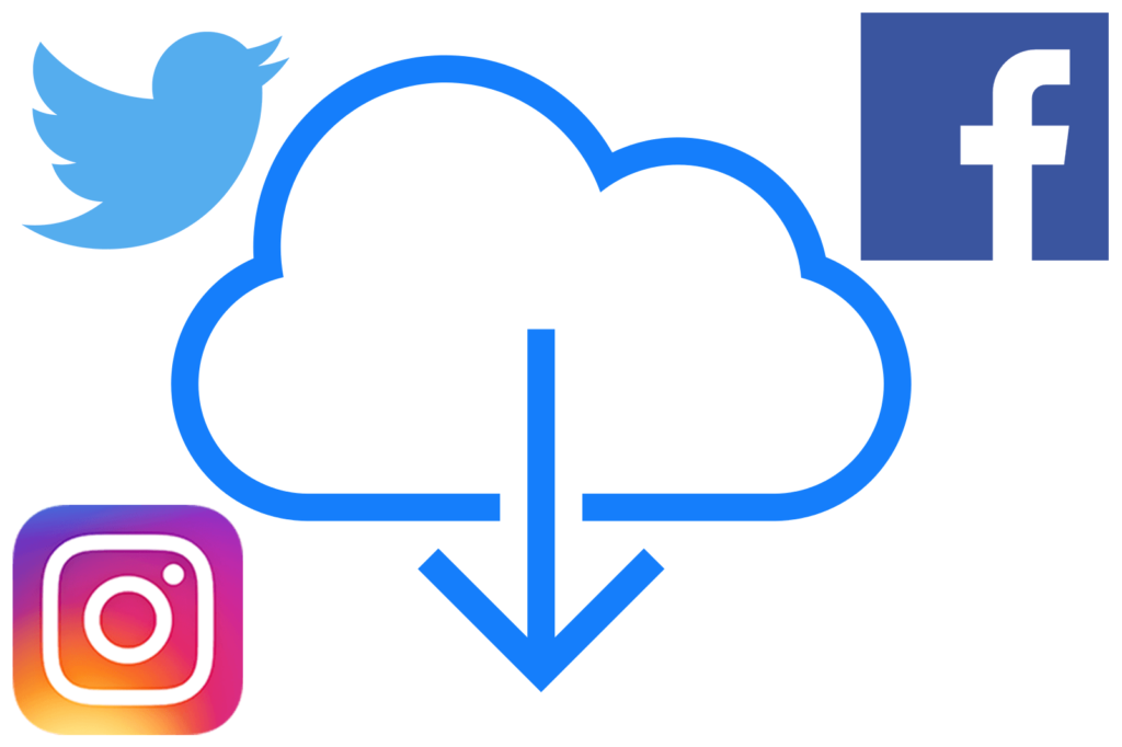How To Download Videos From Twitter Facebook Instagram