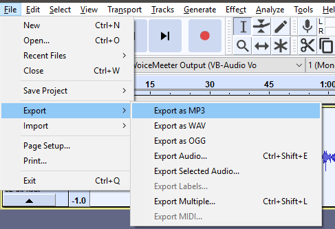 Make Your Voice Sound Professional With These Quick Audacity