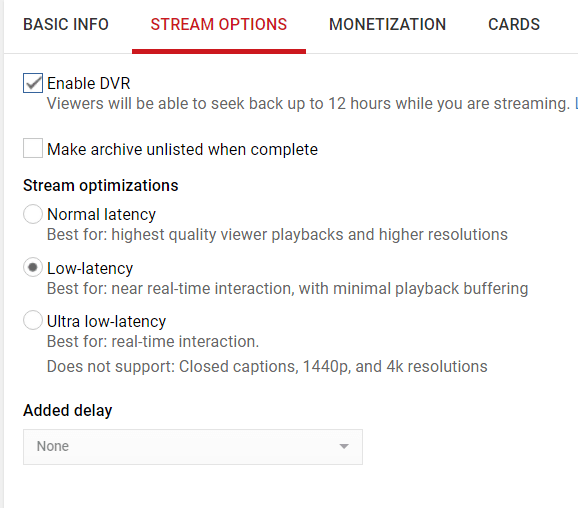 How To Choose a Bitrate For Twitch & YouTube Streaming