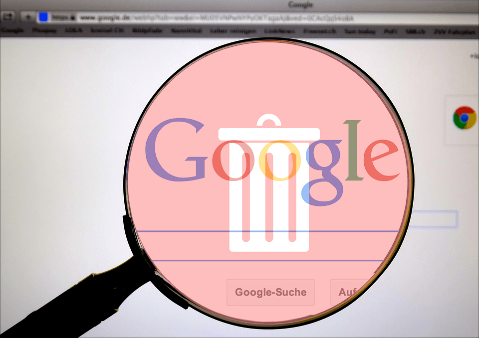 How To Delete Your Google Account Data