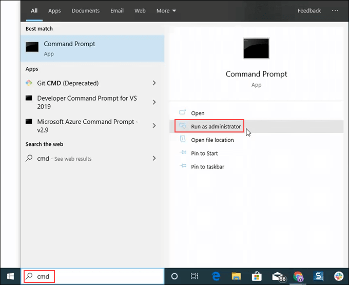 Configure or Turn Off DEP (Data Execution Prevention) in Windows